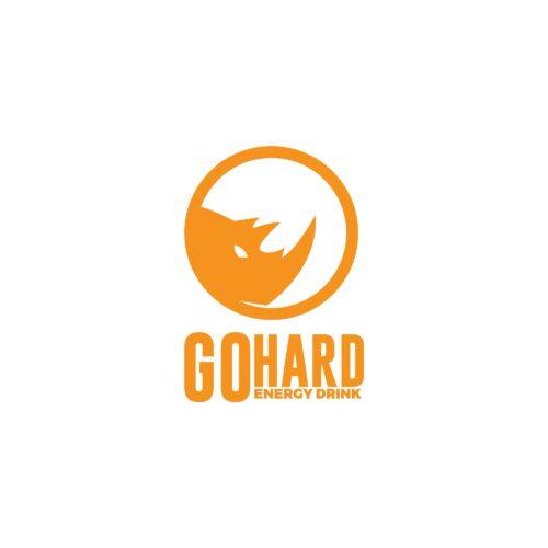 GoHard Energy Drink – Brand Identity